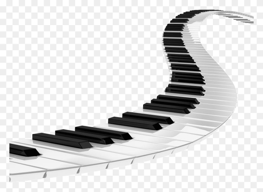 Piano Png Image Free Download - Piano Keys Clipart
