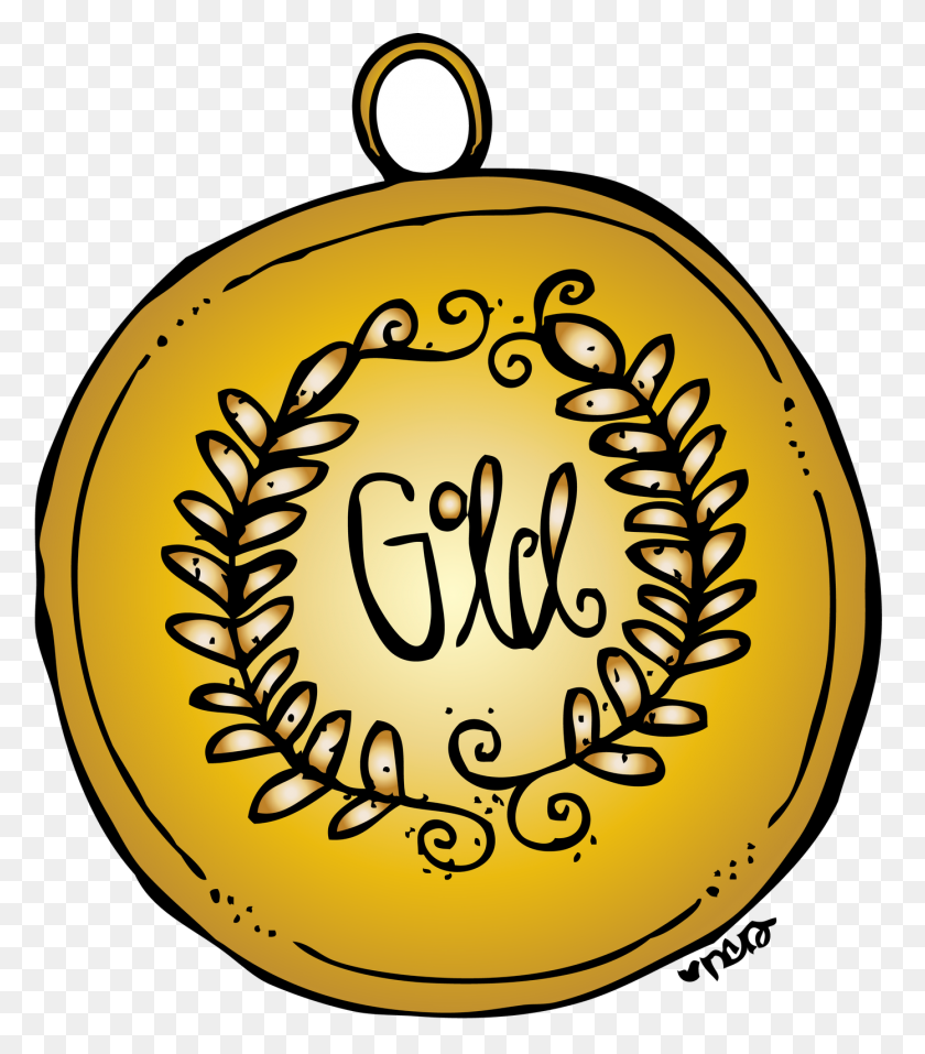 Pice Clipart Medal - Medal Clipart Black And White