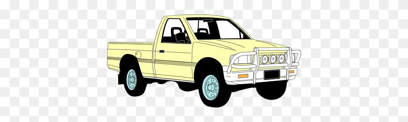 Pickup Truck Clipart - Ups Truck Clipart