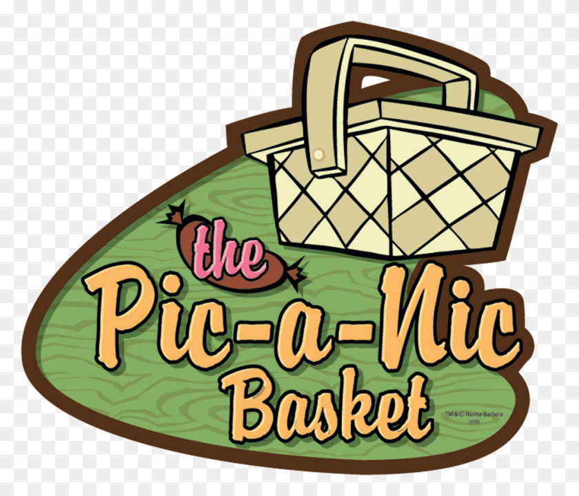 Picnic Basket Clipart Picnic Area - Picnic Table Clipart