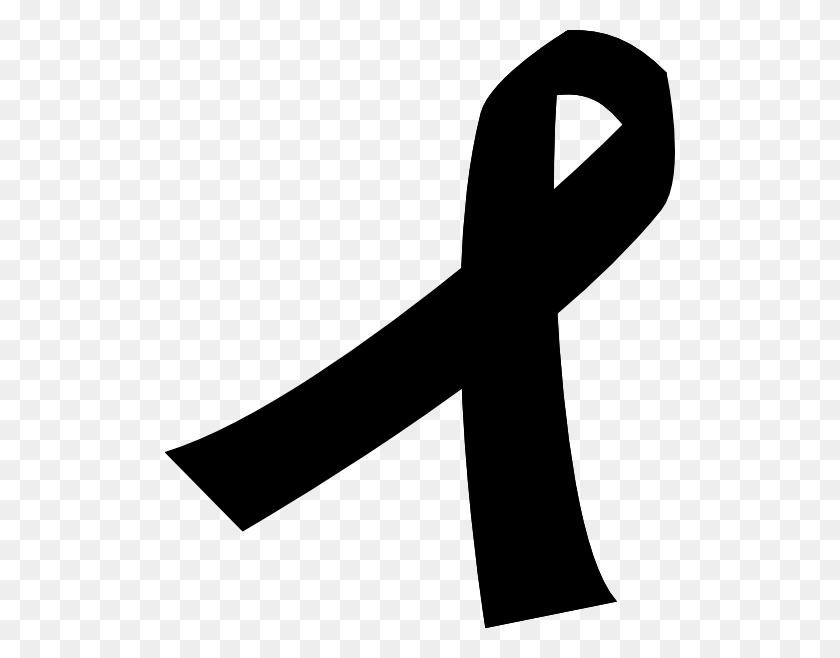 Lymphoma Awareness Ribbon Clip Art - Cancer Ribbon Black ...