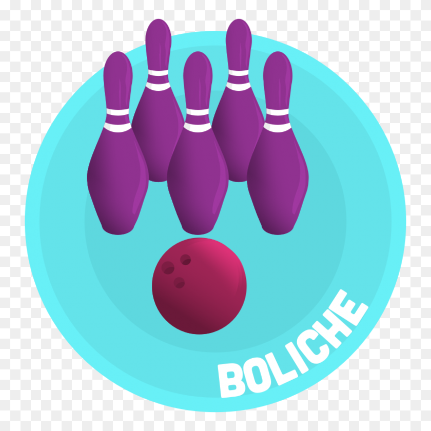 Pictures Of People Bowling - Wii Bowling Clipart