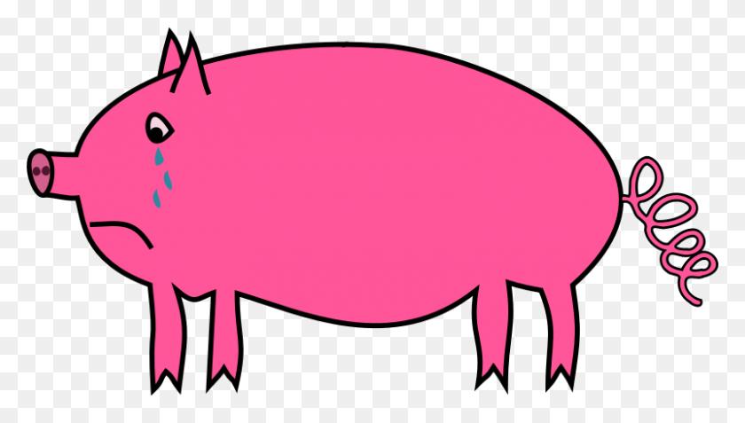 Pig Clip Art Cartoon Free Clipart Images - Pig Clipart