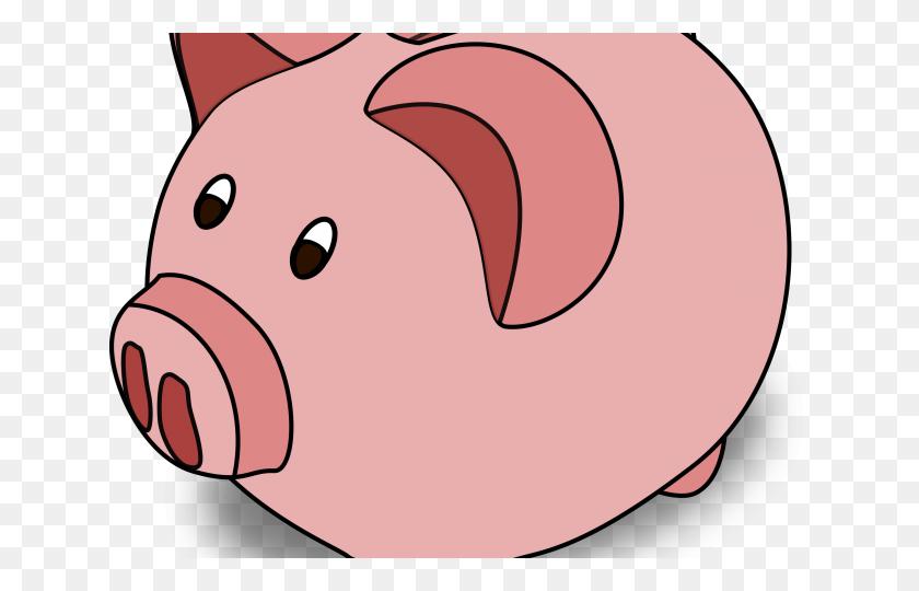 Pig Clipart - Cartoon Pig Clipart