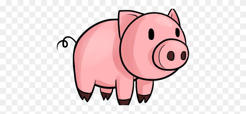 Pig Clipart Animated Sweet Sardinia Pigs Clip Art Pig Clipart - Pink Pig Clipart