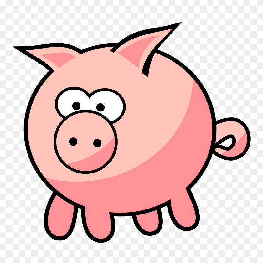Pig Clipart Transparent - Pig Image Clipart