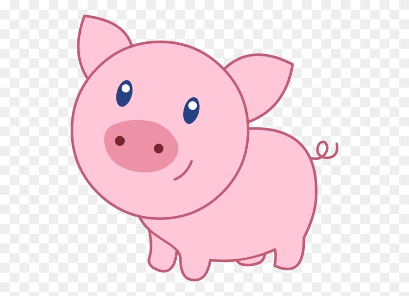 Pig Face Clip Art - Pig Image Clipart