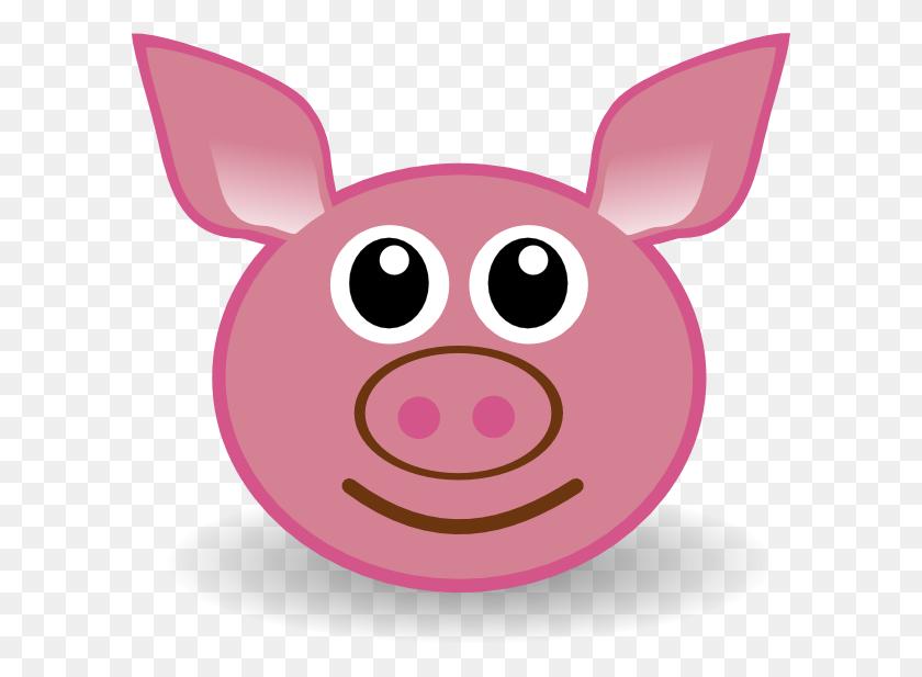 Pig Face World Of Minecraft - Minecraft Pig PNG