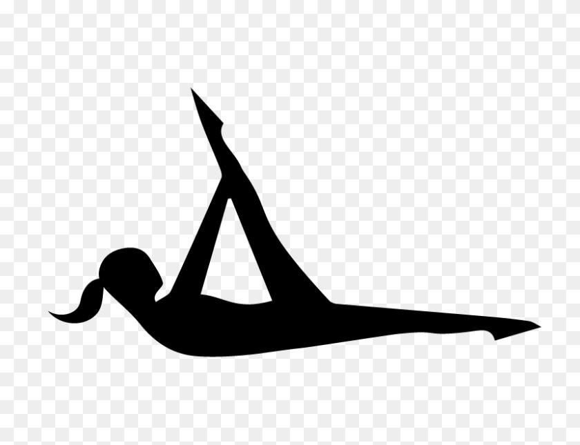 Pilates Intense Interval Training - Pilates Clipart