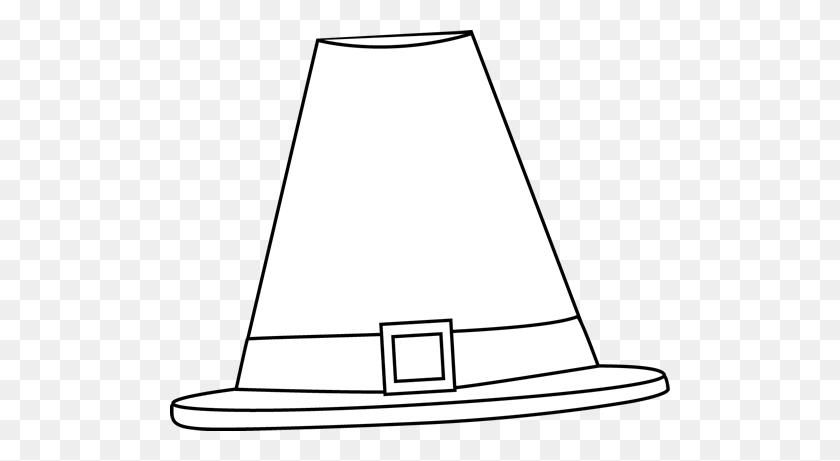 Pilgrim Hat Clipart Clipartpig - Pilgrim Clipart Black And White