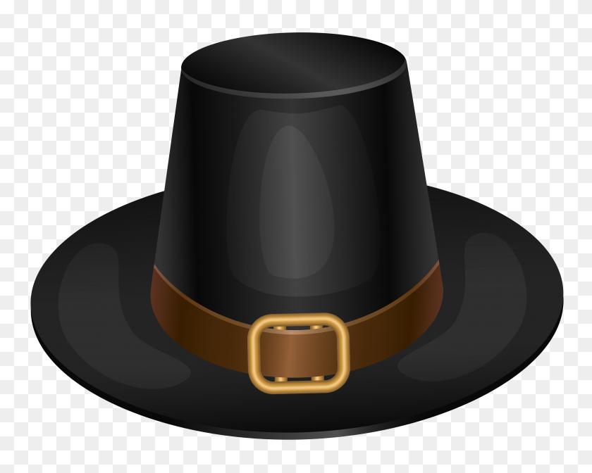 4111x3227 Pilgrim Hat Png Clip Art - Pilgrim Clipart