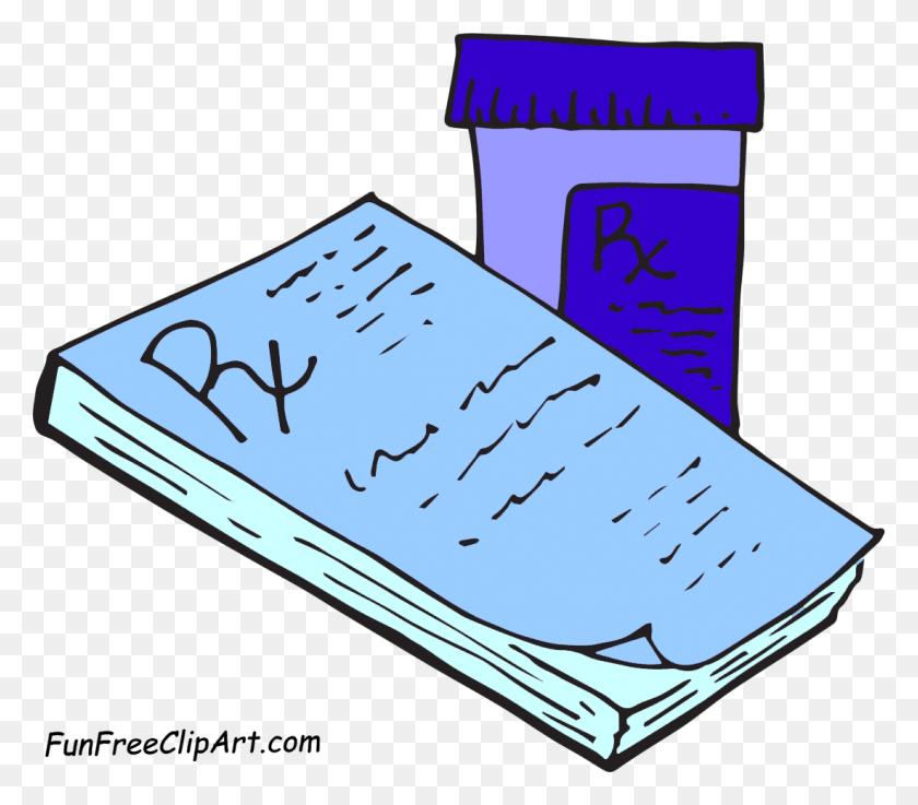Pills Clipart Doctor Prescription - Doctor Clipart Transparent