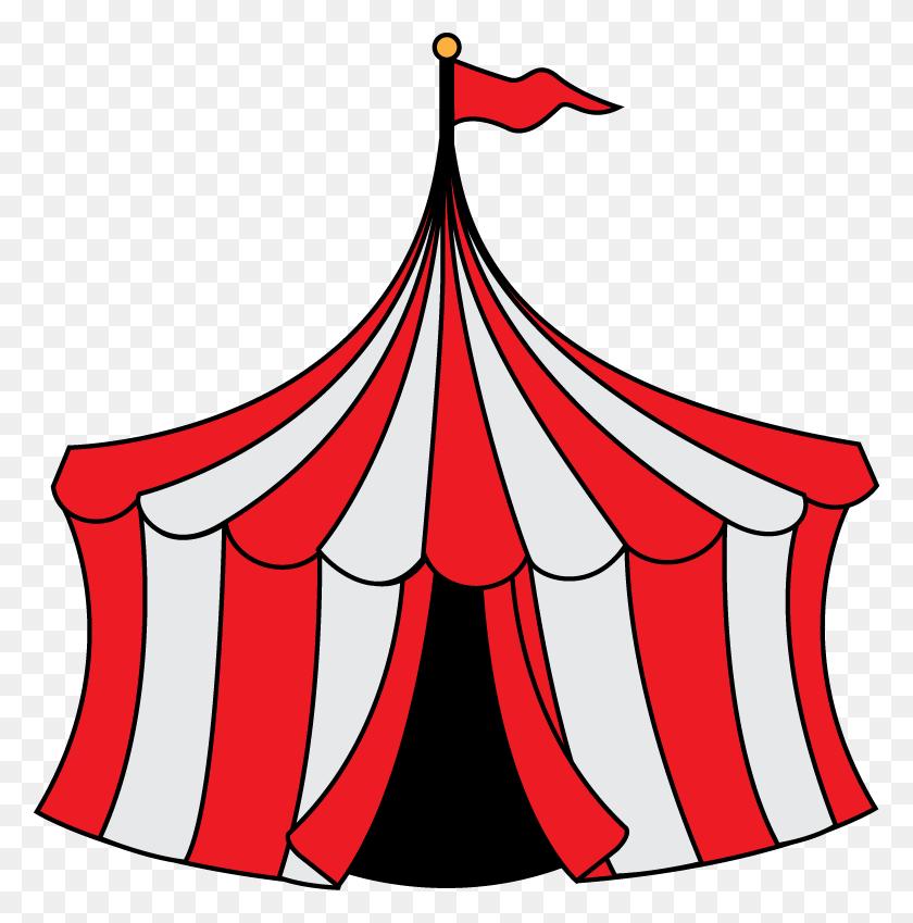Pin Clipart Circus Clown Peeking Out Of A Big Top Tent Royalty - Dr Suess Clip Art