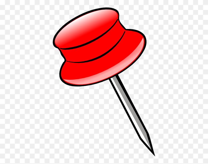 Pin Red Clip Art Free Vector - Marimba Clipart