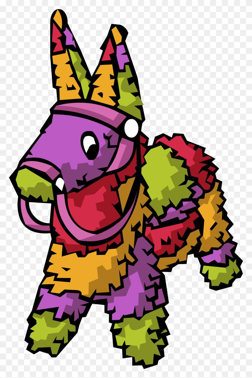 Pinata Clipart Look At Pinata Clip Art Images - Donkey Head Clipart