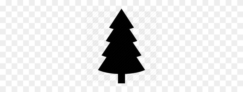 Pine Tree Clip Art Clipart - Pine Tree PNG