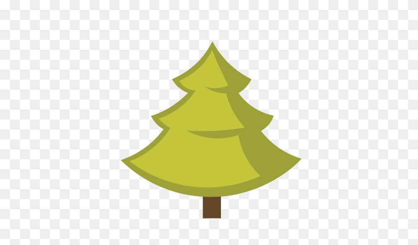 Pine Tree For Scrapbooking Cute - Pine Tree PNG