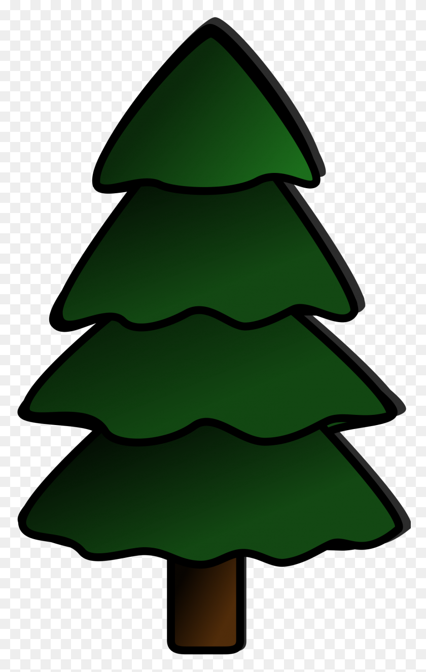 Pine Trees Clip Art - Trees Clipart PNG