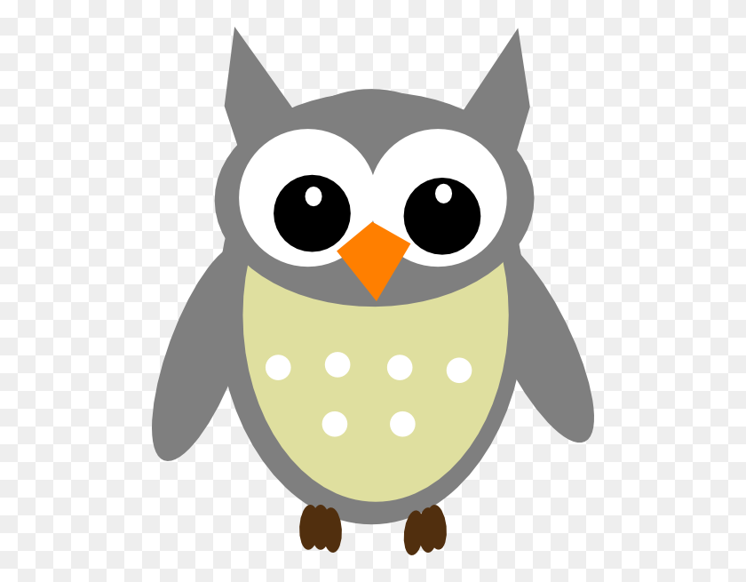 Pink And Gray Owl Png Transparent Pink And Gray Owl Images - Owl Clipart PNG