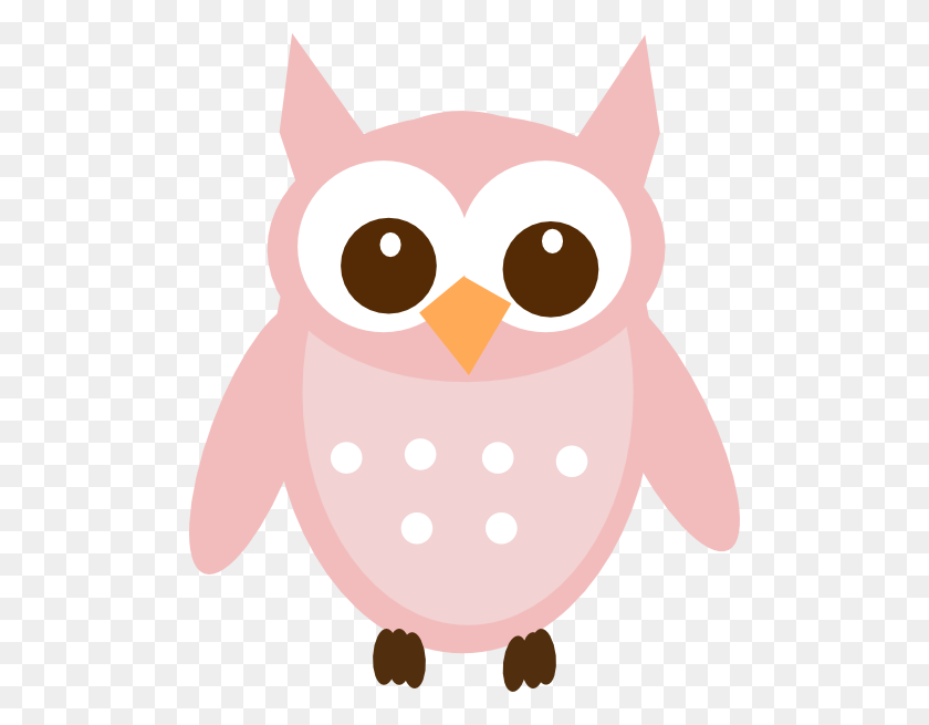 Pink And Gray Owl Png Transparent Pink And Gray Owl Images - Owl In A Tree Clipart