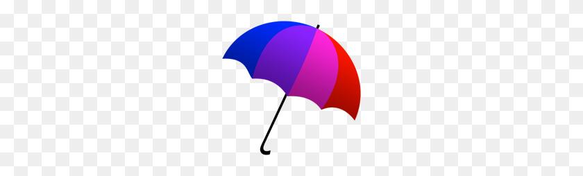 Pink Beach Umbrella Clip Art, Pink Umbrella Clip Art - Pool Umbrella Clipart