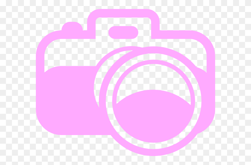 Pink Camera For Photography Logo Clip Art - Photography Logo PNG