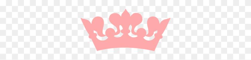 Pink Crown Princes Clip Art - Pink Crown PNG
