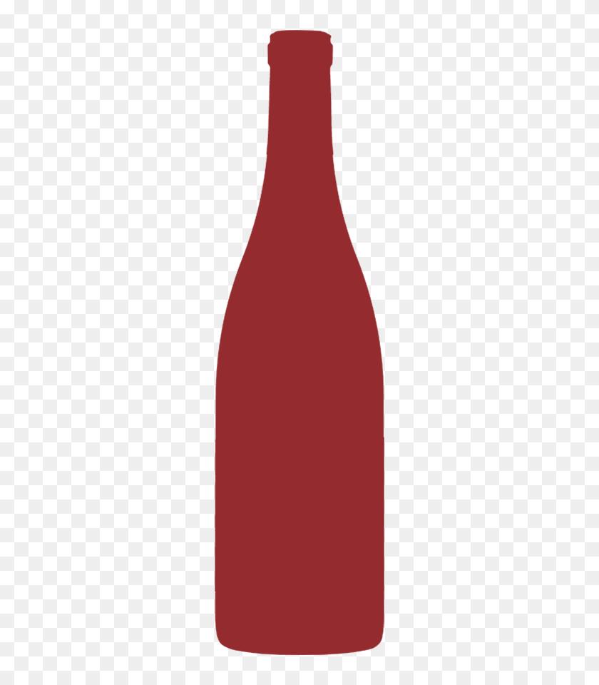 Pinot Noir, Stone Corral Vineyard, Jeroboam - Bottle PNG