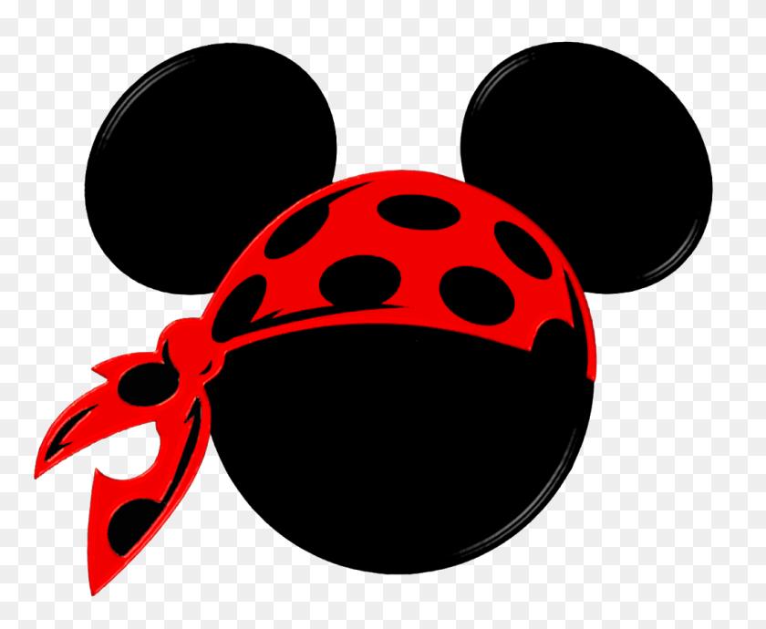 Pirate Clipart Minnie Mouse - Minnie Head Clipart