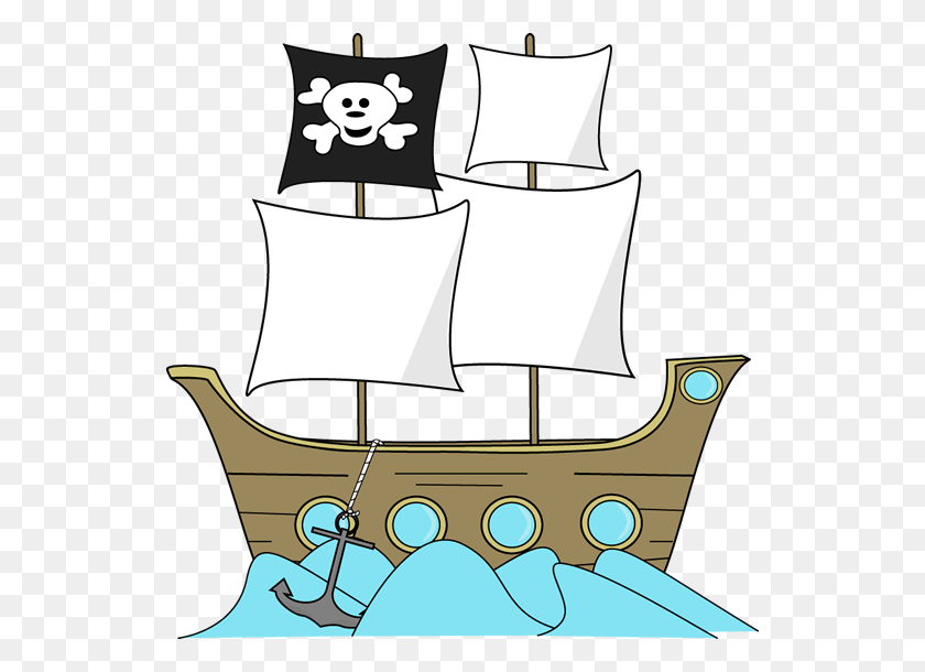 Pirate Ship Pirate Clip Art Pirates, Ship - Pirate Boat Clipart