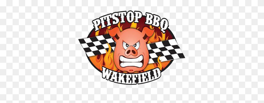 342x268 Pitstop Bbq Wakefield Takeout Restaurant Bbq, Barbecue, Ribs - Taco Truck Clipart