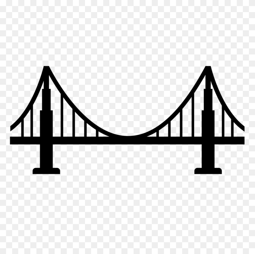 Pittsburgh Bridge Vector Cliparts For Your Inspiration - Pittsburgh Penguins Clipart