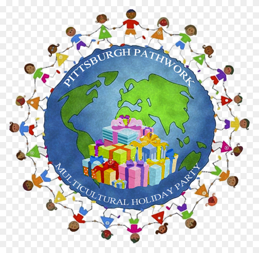 Pittsburgh Pathwork Multicultural Holiday Party Pittsburgh Pathwork - Multicultural Clipart