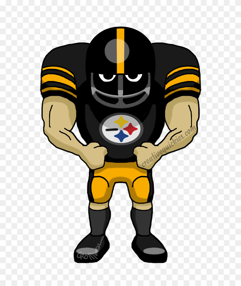 752x940 Pittsburgh Pennsylvania Steelers - Pittsburgh Steelers Clipart