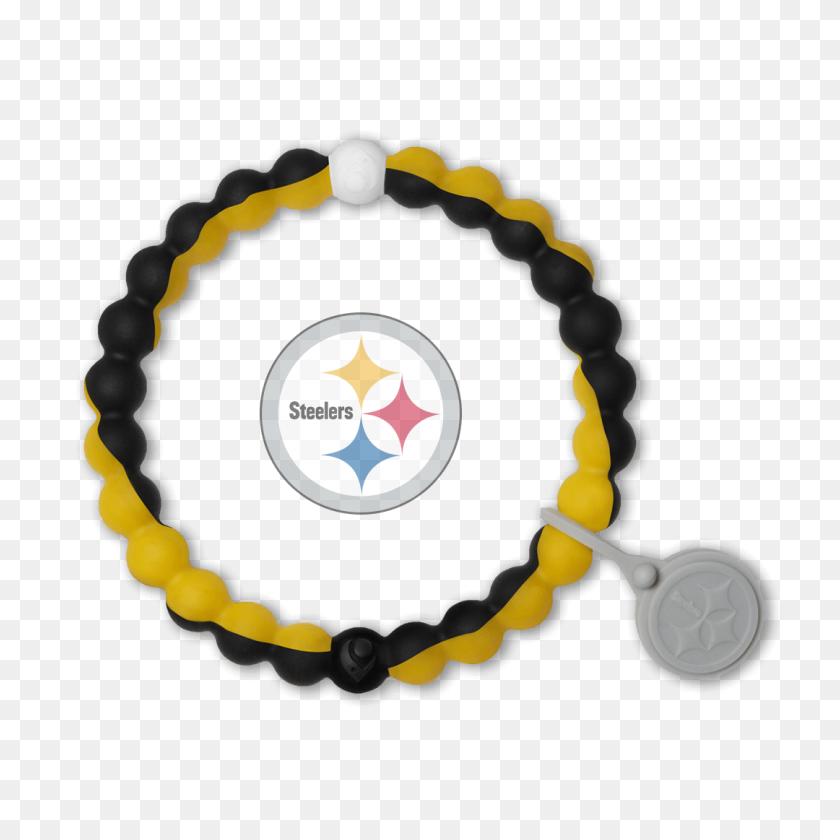 Pittsburgh Steelers Bracelet Lokai X Nfl - Pittsburgh Steelers Logo PNG