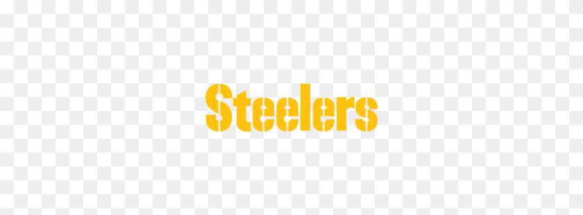 Pittsburgh Steelers Wordmark Logo Sports Logo History - Steelers Logo PNG