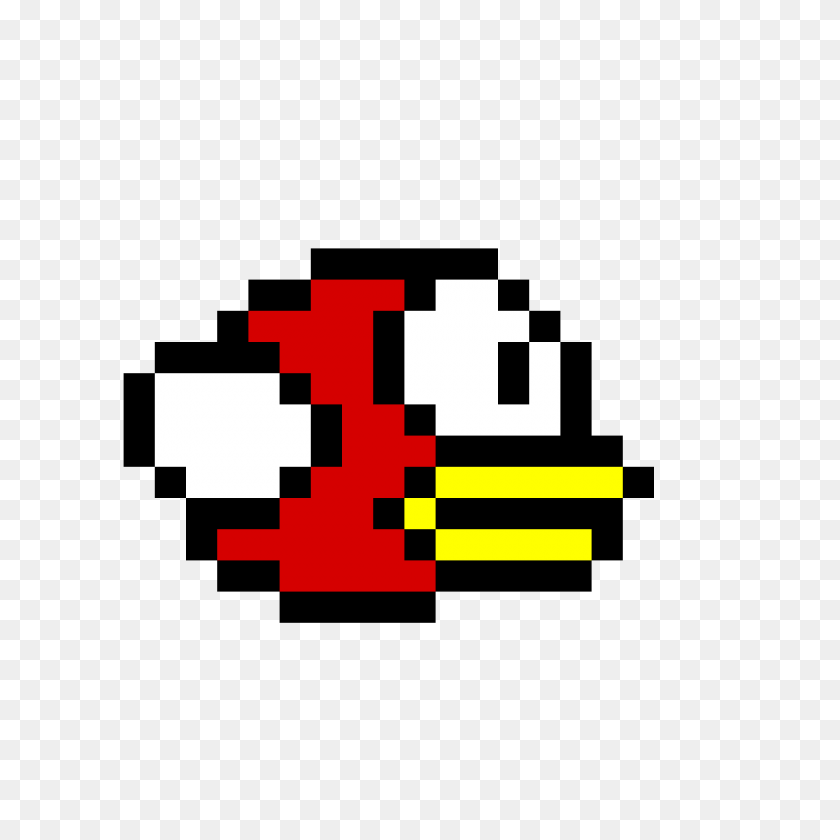 Pixilart - Flappy Bird PNG