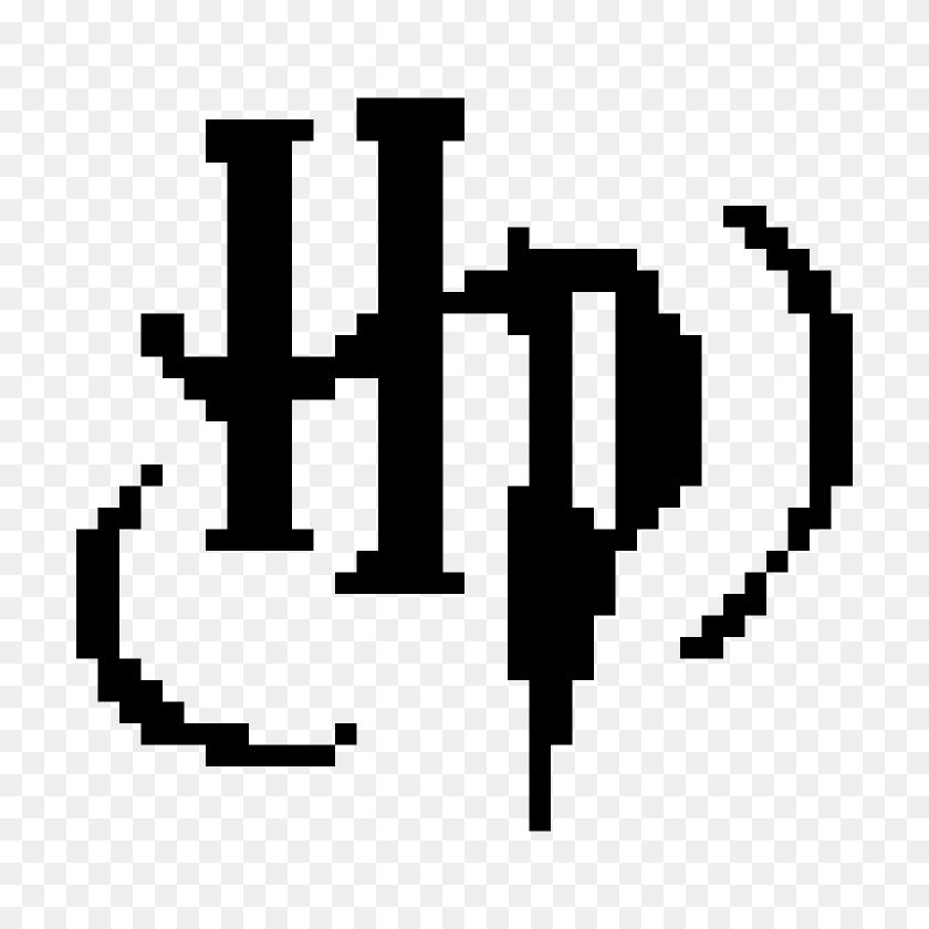 Pixilart - Harry Potter Logo PNG