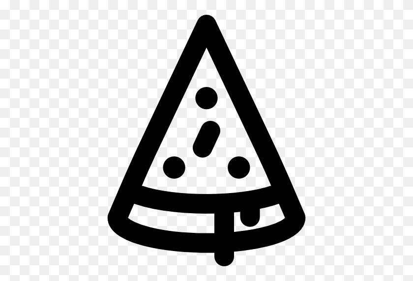 Pizza - Unhealthy Food Clipart