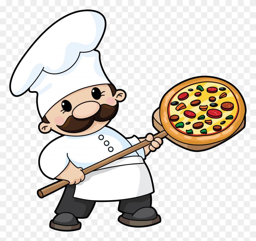 Pizza Clipart Pizza Place - Mafia Clipart