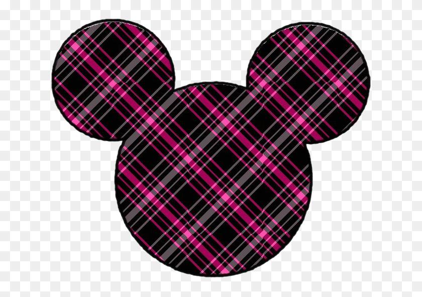 Plaidminears Moldes Riscos Desenhos Wallpapers Mickey Ears