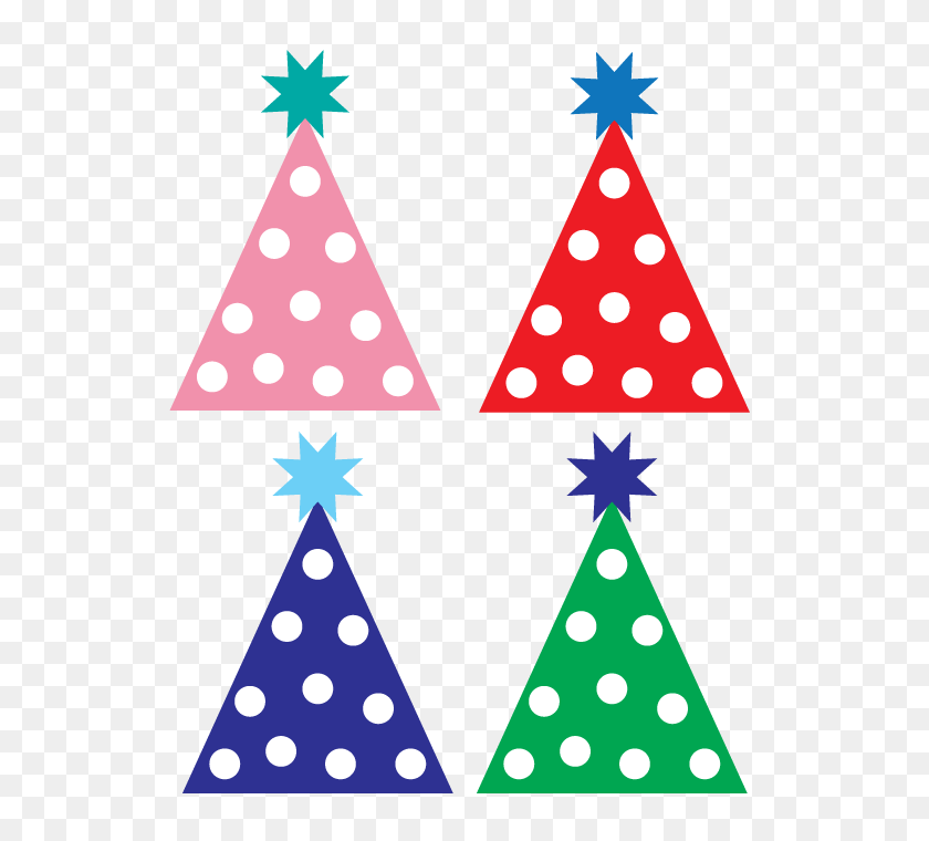 Plain Birthday Hat Clipart Transparent Background Collection - Fallout Clipart
