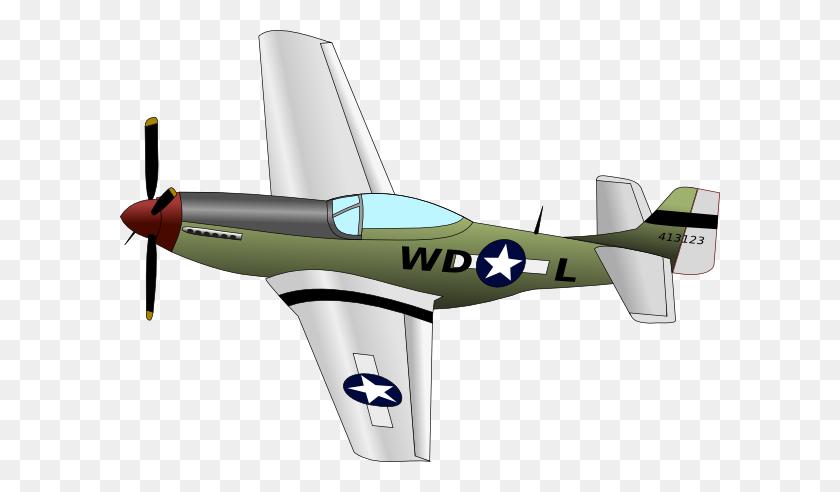 Plane With Propeller Clip Art - Propeller Plane Clipart