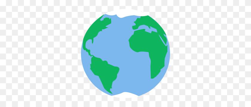 Planet Earth Clip Art Free - Orbit Clipart