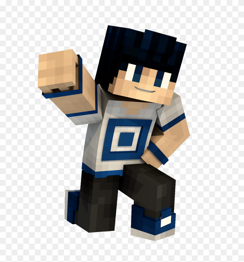 Planet Minecraft Character Transparent Png - Minecraft Blocks PNG