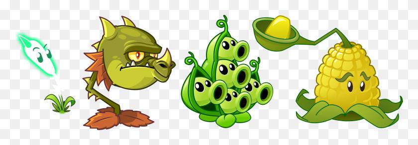 Plants Vs Zombies Chainimage - Plants Vs Zombies Clipart
