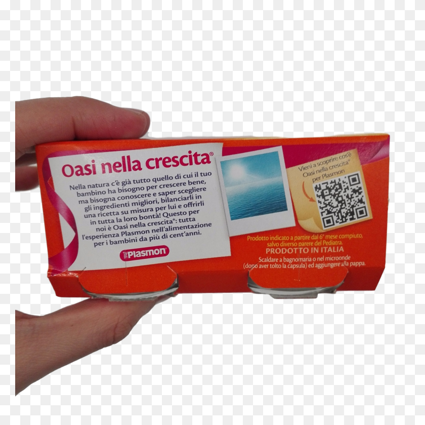 Plasmon Baby Food Puree Fish Gr X Hake Nasello - Baby Food PNG