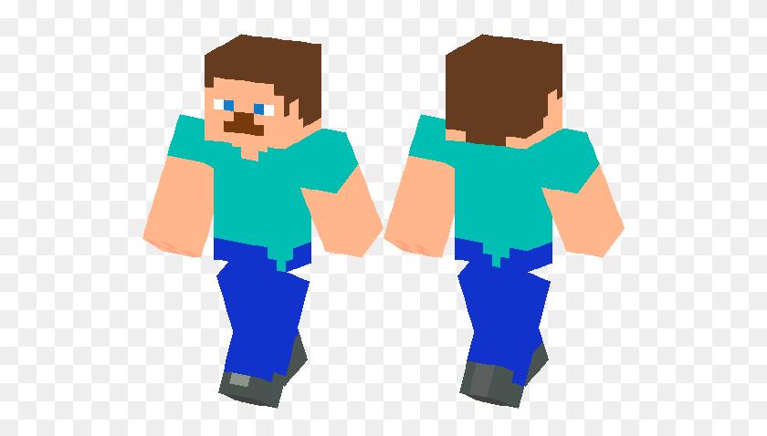Plastic Steve Minecraft Skin Minecraft Hub - Minecraft Steve Clipart