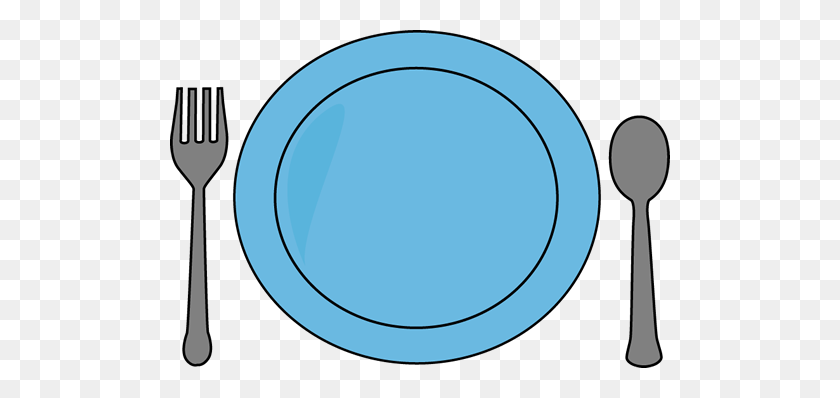 Dishes Plate Fork - Free vector graphic on Pixabay