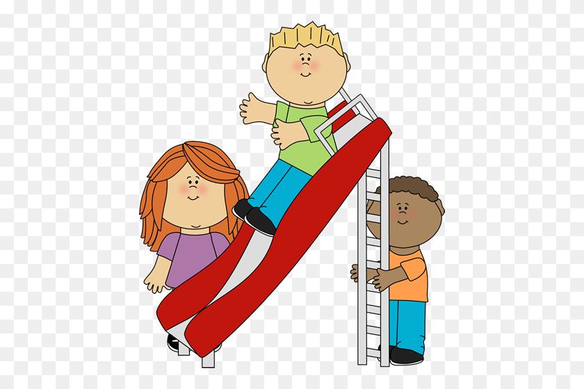 Play Clip Art Children - Music Kids Clipart